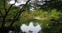 旧新発田藩下屋敷大名庭園・清水園
