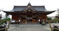 新発田總鎮守 諏訪神社