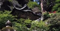 榛名神社-双龍門