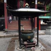 観音堂-香炉