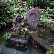 霊泉と辨財天