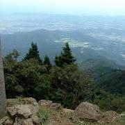 頂上本社を拝し、日向薬師に下る―2006秋の丹沢・大山詣で その三