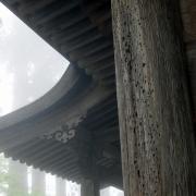 阿弥陀堂-柱
