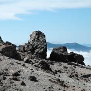 大岩と大佐飛山