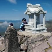 山頂-那須岳神社
