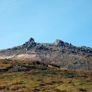 登山道から02