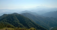 塔ノ岳の展望 トップ
