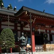 大山寺から二重滝、阿夫利神社へ―2006秋の丹沢・大山詣で その二