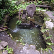 龍王辨財天の霊泉